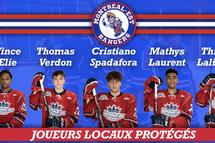 Les Rangers protègent cinq joueurs locaux