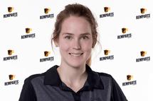 Eloïse Minville se joint à l'équipe Midget AAA des Remparts du Richelieu!