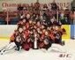 Félicitations à nos équipes Championnes/Finalistes de 2014-2015
