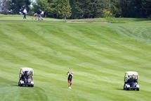 Le Club de golf Montcalm (Photo: Ovation médias)