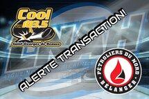 Transaction CooL FM - Pétroliers