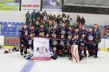 Félicitations à nos Patriotes Peewee AAA relève- Finalistes au Tournoi de Repentigny