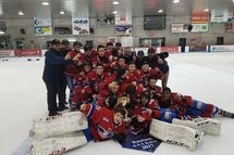Bantam AAA Relève National de Montreal - Champions à Laval!
