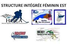 Structure intégrée Féminin Est