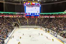 Coéquipiers de première ligne du plus prestigieux tournoi de hockey au monde depuis 10 ans