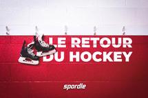 Le hockey est de retour; inscrivez-vous dès maintenant!