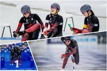 — Photo International Skating Union