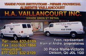 Aliments H.A. Vaillancourt