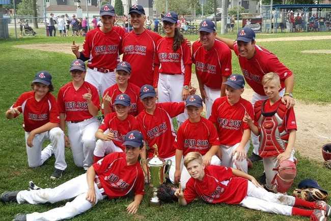 Bienvenue sur le nouveau site de l'Association de baseball mineur de Pointe-du-Lac!