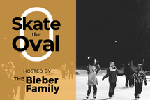 Skate the Oval hosted by the Bieber Family