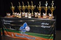 Récipiendaires du gala méritas régional 2019 de Richelieu-Yamaska