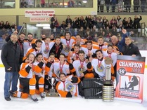 Lions - Champions Tournoi Drummondville
