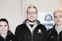 Un vent de jeunesse: une recette gagnante pour les Patriotes du Saguenay-Lac-St-Jean Bantam BB