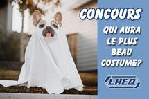 À vos costumes!