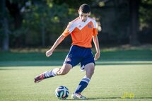 Soccer masculin du Boomerang