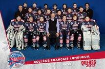 Les Sieurs CF Pee-Wee AA champions de la saison!