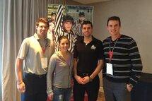 Tout un week-end pour le programme des officiels de Hockey Québec