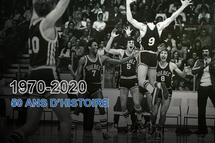 Basketball Québec, 50 ans d'histoire