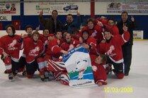 Ligues de hockey des Laurentides (saison) - Lions