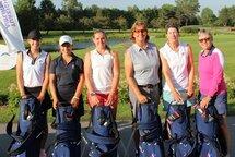 Les membres des équipes junior, amateur et sénior du Québec (Photo Golf Québec)