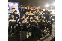 Les Pionniers Pee-Wee A, Champions à la Coupe Best Buy !!