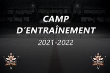 Camp d'entraînement 2021