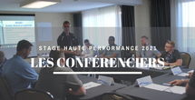 Stage HP1: douze conférenciers présents à Trois-Rivières ce week-end