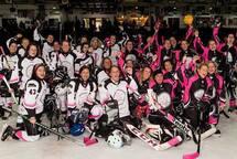 Le hockey au féminin, c'est demain !