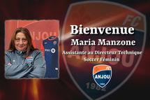 BIENVENUE MARIA MANZONE!