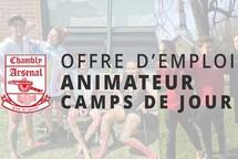 Concours animateur de camp de jour spécialisé en soccer