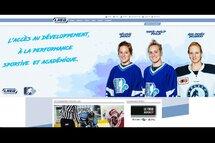 Le volet féminin de la Ligue de hockey d'excellence du Québec lance son site web