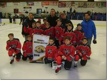 Novice A Rouge Finaliste St-Georges