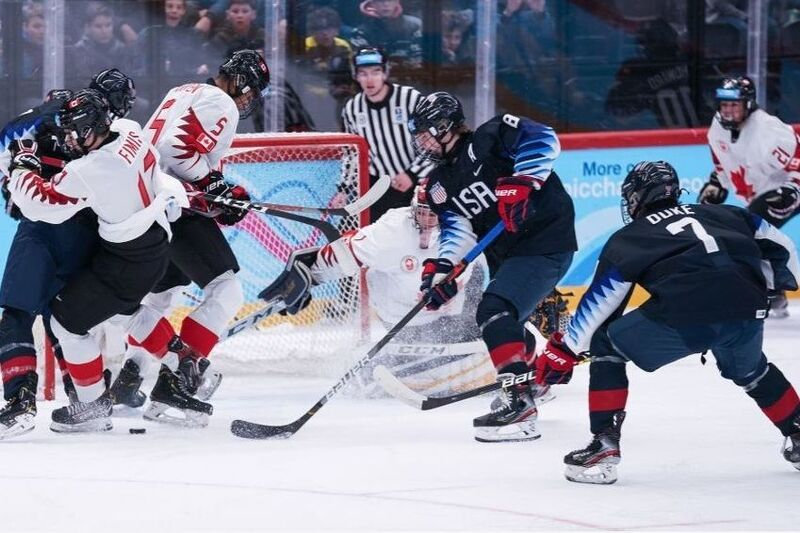 Le Canada s'incline en demi-finale aux Olympiques de la jeunesse