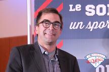 Stéphane Drouin, président par intérim de Softball Québec