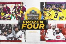 2021 Frozen Four field is set