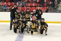 Les Vautours de Beauport, champions de la division 2