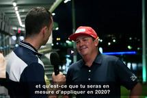 Vidéo | Entrevue avec Jason Dufner