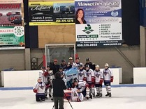 Champions Beauharnois 2020