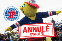 CANCELLATION OF THE 2021 TOURNAMENT