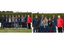 Les deux équipes du Boomerang - Crédit photo - via ACSC et le photographe officiel de l'événement