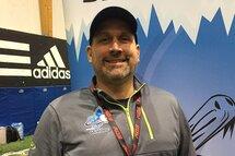 Steve Langlois, CTR de l'Estrie