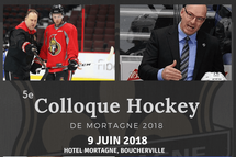 Colloque Hockey De Mortagne 2018
