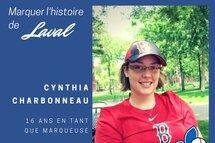 Marquer l'histoire de Laval : Cynthia Charbonneau
