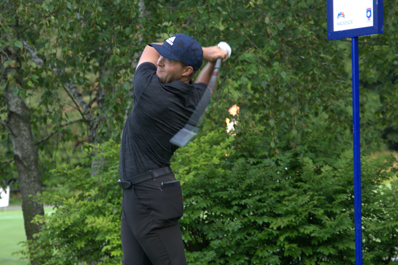Blair Bursey starts strong at the Mackenzie Investments Open
