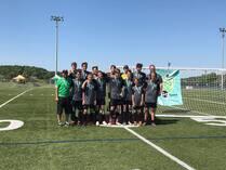 Équipe gagnante catégorie U15