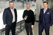 Jasmin Leroux, Dany Dubé et Bruno Gervais seront les têtes d'affiche de la septième saison de Hockey Le Magazine télé.