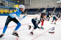 La FPVQ et Nagano Skate, partenaires pour le développement du patinage de vitesse québécois