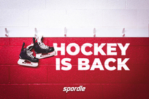 Hockey is back and you can register now!