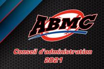 Conseil d'administration 2021
