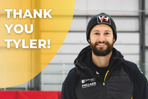 Thank you Coach Tyler!